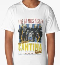 Cantina Band On Tour Long T-Shirt
