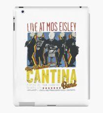 Cantina Band On Tour iPad Case/Skin