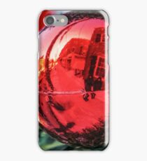 World in a Bauble iPhone Case/Skin