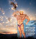 Trump - El Magnifico  by Alex Preiss