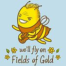 Bee Sting by Lili Batista