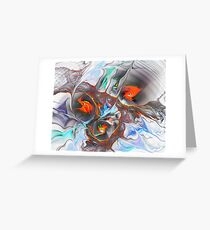 Dragon Nest Greeting Card