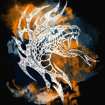 Mandala de serpiente de NoraMohammed