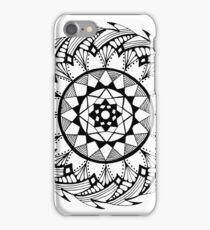 Quill Mandala iPhone Case/Skin