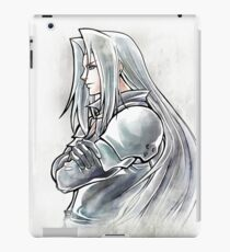 Sephiroth Artwork Final Fantasy VII iPad Case/Skin