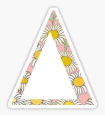 Delta Daisies Sticker