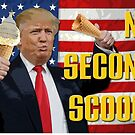 NO SECOND SCOOP! by Shani Sohn
