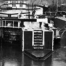 Camden Lock  by Jacqueline Baker