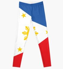 Philippines Flag Leggings