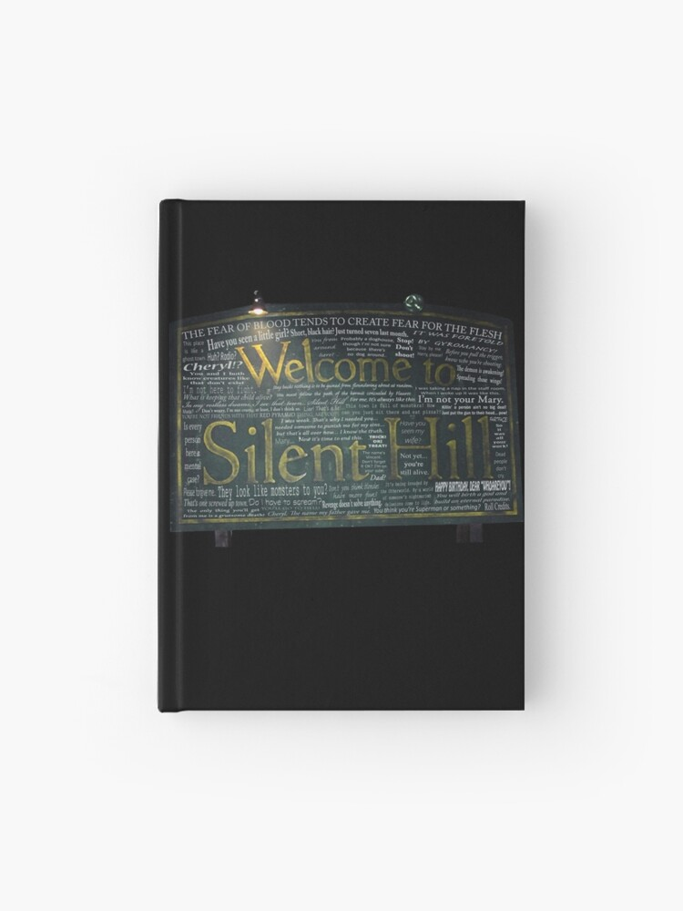 Silent Hill Sign Quotes