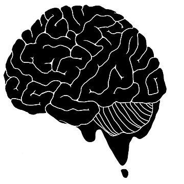 Drippy Brain by corgerz