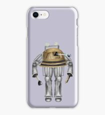 Dalek and Cyberman: Unite iPhone Case/Skin