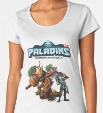 Paladins- Grover and Pip Women's Premium T-Shirt