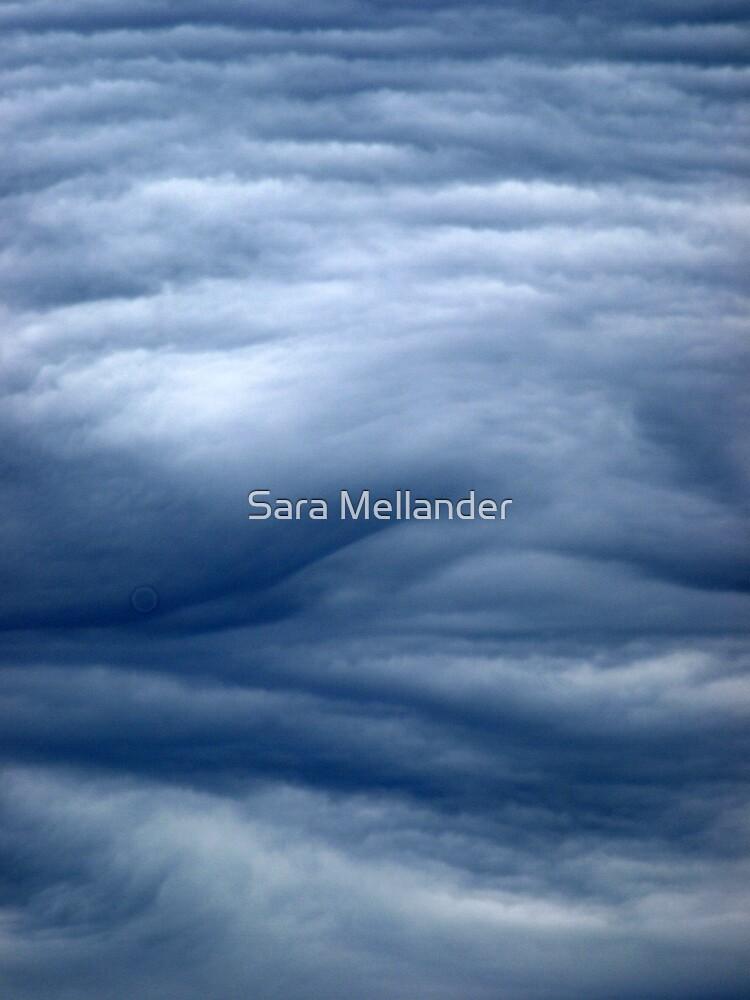 Blanket of Clouds by Sara Mellander