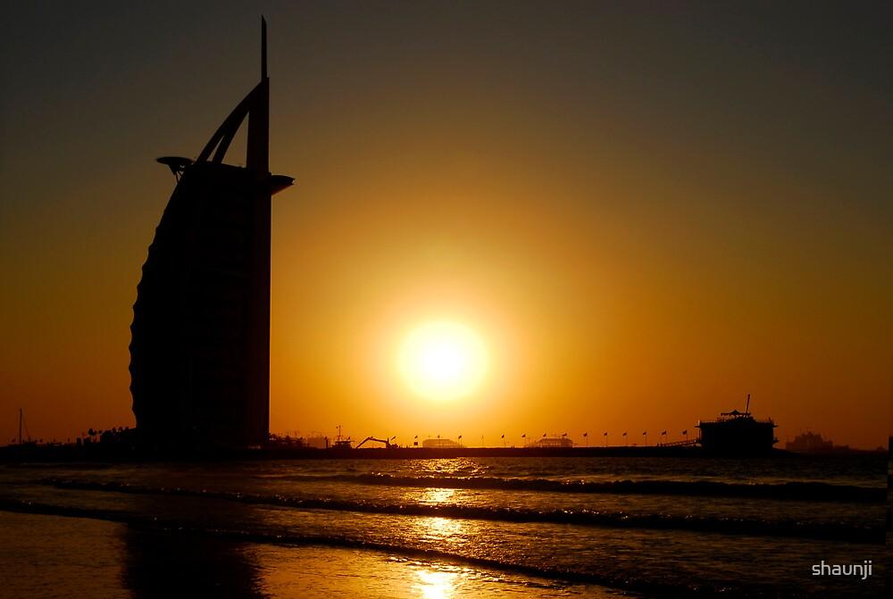 Burj Al Arab by shaunji