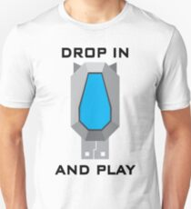 Drop In And Play Unisex T-Shirt