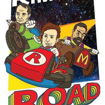 Rimbaud Road by LeVendeur