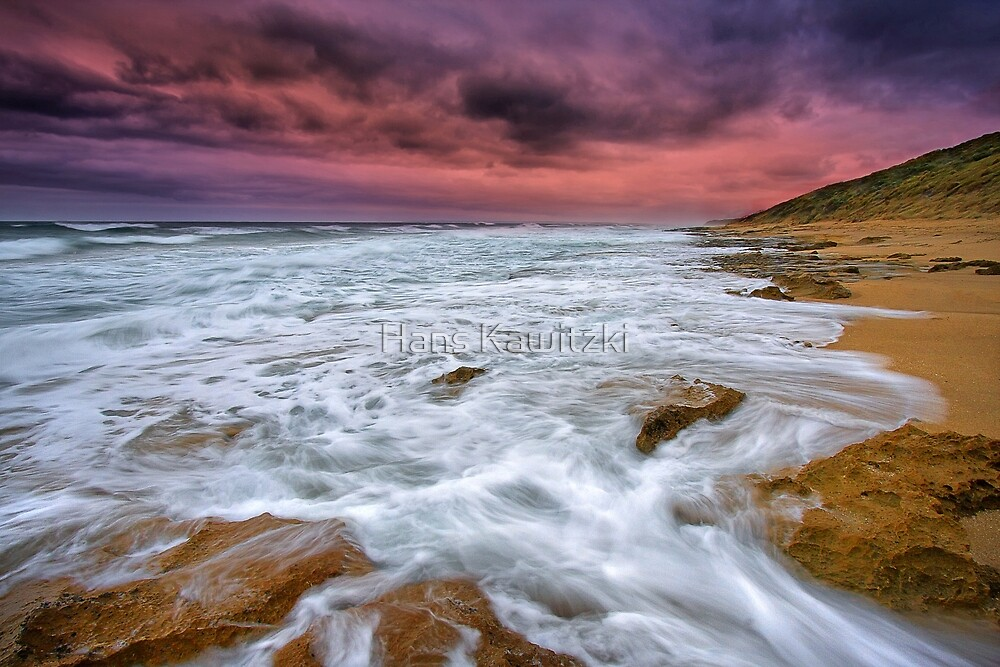0523 13th Beach - Barwon Heads by Hans Kawitzki