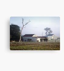 0525 The Farm - Anakie Canvas Print