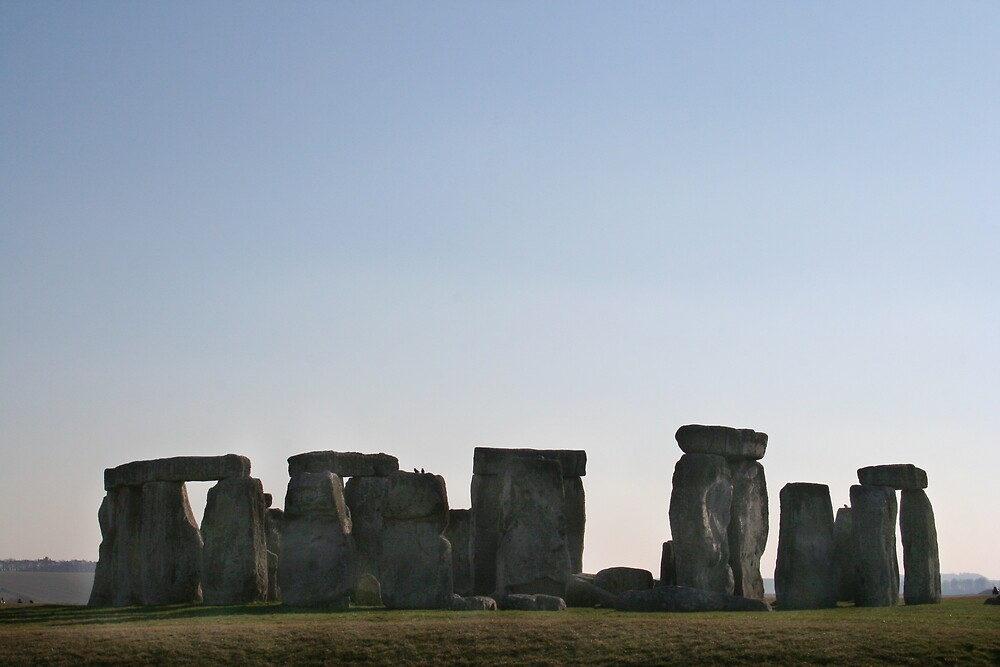 The Magic Of Stonehenge by Graham Ettridge