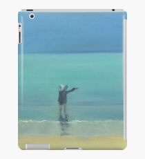 wandering, original oil painting iPad Case/Skin