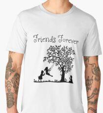 Friends Forever Men's Premium T-Shirt