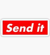 send it sup Sticker