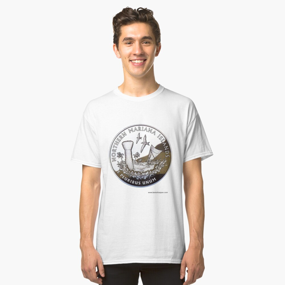 NMI Coin! Classic T-Shirt Front