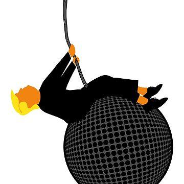 Trump Wrecking Ball by EthosWear