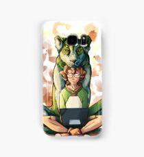 The Green Lion Samsung Galaxy Case/Skin