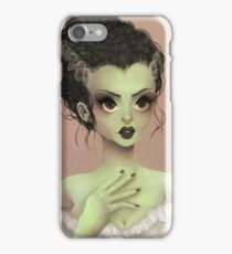 Zombie Bride iPhone Case/Skin