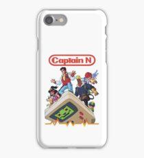 Captain N iPhone Case/Skin