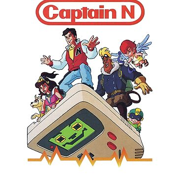 Captain N by pinkney