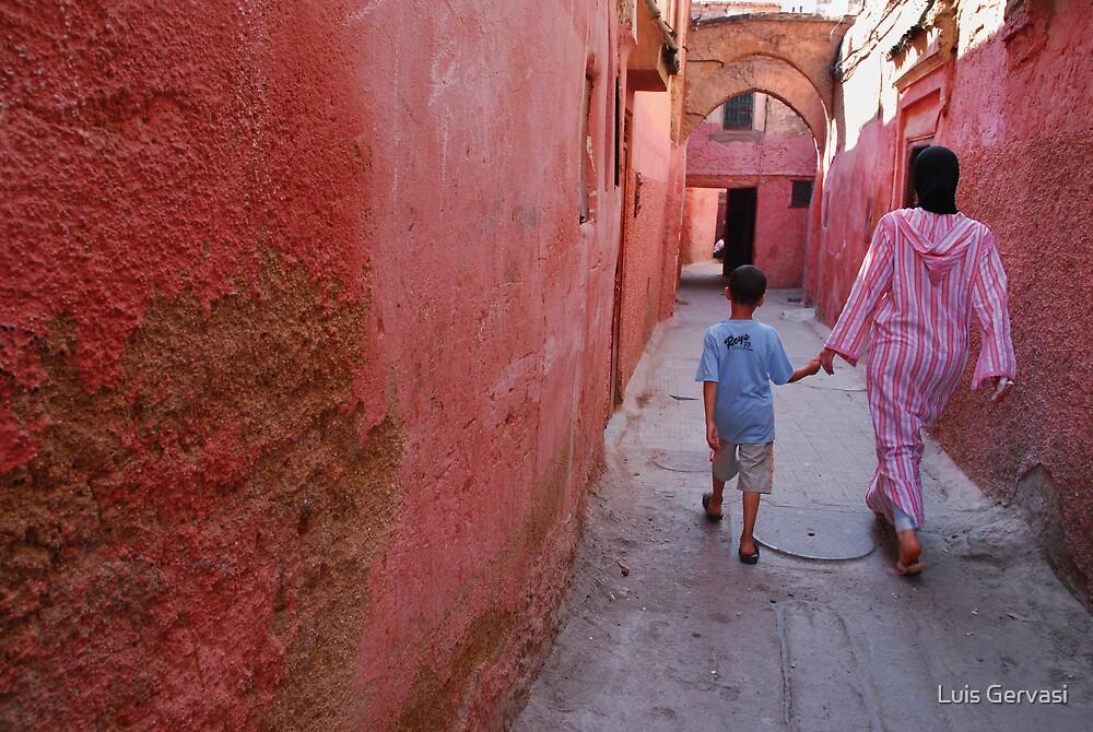 Marocco 2 by Luis Gervasi