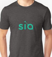 Sia Coin - Decentralized Private Cloud T-Shirt
