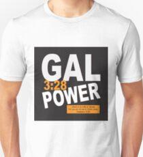 Gal Power - Galatians 3:28 Unisex T-Shirt