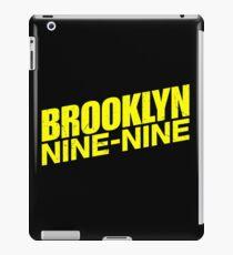 brooklyn nine-nine iPad Case/Skin