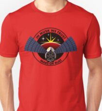 In Musk We Trust, Mars or Bust T-Shirt