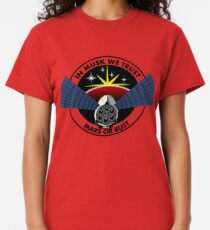 In Musk Wir vertrauen, Mars oder Bust Classic T-Shirt