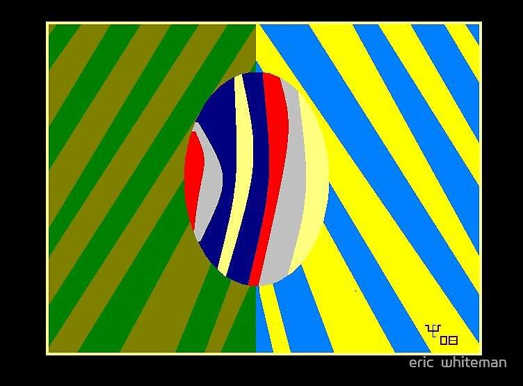 (RIVERHORSE) ERIC WHITEMAN ART  by eric  whiteman