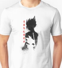 Super Saiyan Ink Poster Unisex T-Shirt
