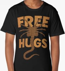 Facehugger Long T-Shirt