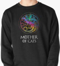 Aurora Mutter von Katzen Logo Sweatshirt