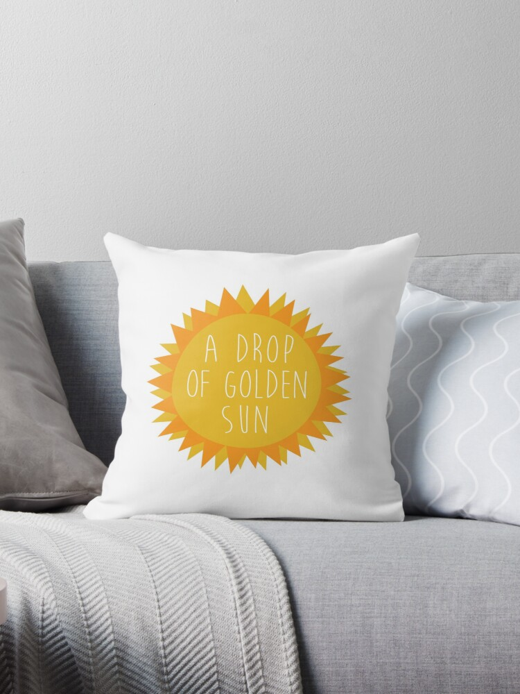 sound of music - drop of sun by Laura Wright