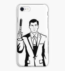 gun standby iPhone Case/Skin
