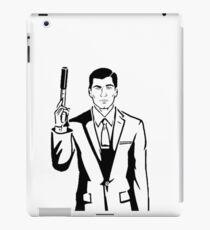 gun standby iPad Case/Skin