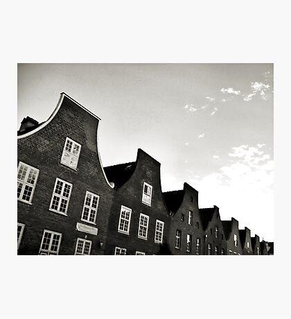 Holländisches Viertel Photographic Print