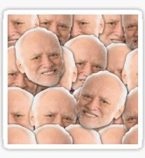 Harold Meme Stickers Redbubble