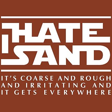 For sand haters (white) by Ulit