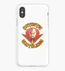 Ming the Merciless - Pathetic Earthlings Variant Two iPhone Case/Skin